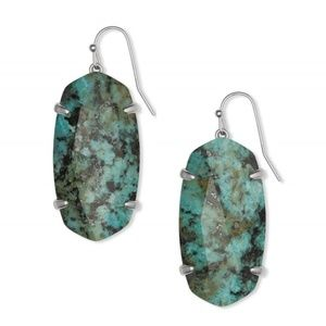 KENDRA SCOTT Esme African Turquoise Earrings
